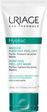 Очищающая маска для лица HYSEAC MASQUE PURIFIANT PEEL-OFF, 50мл Uriage