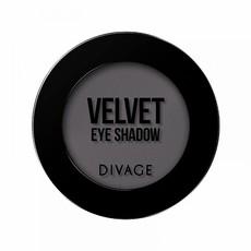 Матовые тени для век «VELVET» Divage