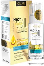 Масло-сыворотка для вьющихся волос Vollare Serum for hair Cosmetics PROils Perfect Curls