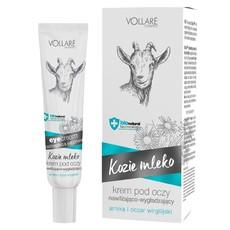 Разглаживающе-омолаживающий крем для кожи вокруг глаз с козьим молоком Vollare GOAT~S MILK