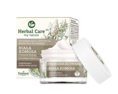 Восстанавливающая и питательная ночная Маска для лица Белая Киноа и Фитиновая Кислота Herbal Care Farmona