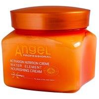 Маска для востановления сухих и поврежденных волос - питательный крем Angel