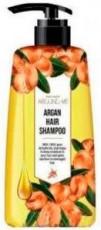 Шампунь для поврежденных волос Kwailnara Around Me Argan Hair Shampoo WELCOS