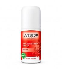 Гранатовый дезодорант 24 часа Roll-On Weleda, 50мл