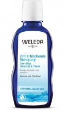 Тонизирующее очищающее средство 2 в 1, Weleda, 100мл