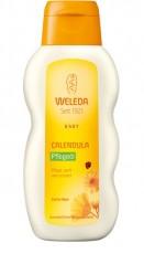Масло с календулой для младенцев с нежным ароматом 200мл WELEDA