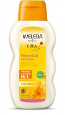 Детское молочко для тела с календулой 200мл WELEDA