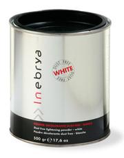 Порошок обесцвечивающий для волос белый Inebrya Dust free lightening powder white