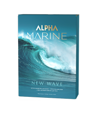 Набор New Wave ALPHA MARINE (шампунь 250 + гель для душа + антиперспирант дез-т) Estel