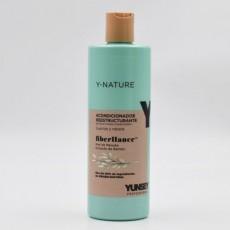 Кондиционер для волос реструктурирующий PROFESSIONAL Y-NATURE RESTRUCTURING CONDITIONER, 400 мл Yunsey