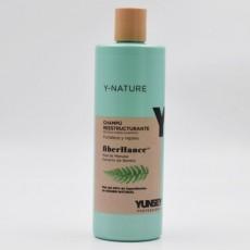 Шампунь для волос реструктурирующий PROFESSIONAL Y-NATURE RESTRUCTURING SHAMPOO, 400 мл Yunsey