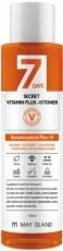Витаминизированный тонер антиоксидант для тусклой кожи 7Days Secret VITA PLUS-10 TONER MAYISLAND