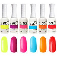 Гель-лак для ногтей GELFX ORLY Новинки!