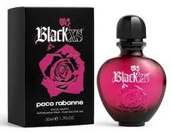 Туалетная вода PACO RABANNE Black XS for Her 30мл