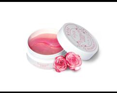 Патчи для кожи вокруг глаз гидрогелевые ROSE с экстрактом розы IYOUB