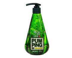 """Зубная паста с бамбуковой солью для профилактики проблем с деснами """"Bamboosalt Gumcare"""" PERIOE"""
