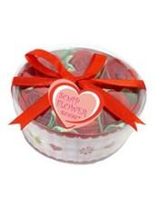 Набор мыльных роз из 7-х штук Liss Kroully
