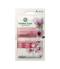 Скраб для лица и губ Цветок миндаля Herbal Care Farmona