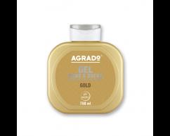 Гель для ванны BATH GEL GOLD Agrado