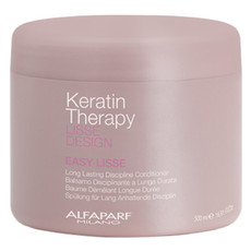Кондиционер для волос ухаживающий Alfaparf Milano Lisse Design Keratin Therapy
