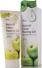 Пилинг-скатка с экстрактом зеленого яблока EKEL Apple Natural Clean Peeling Gel