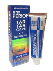 """Зубная паста """"Tar Tar Care Strong Mint"""" сильная мята PERIOE"""