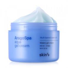 Крем для лица с гиалуроновой кислотой на гелевой основе SKIN79 Aragospa Aqua Gel Cream
