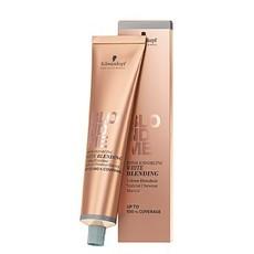 """Осветляющий крем для седых волос """"WHITE BLENDING"""" (UP TO 100% COVERAGE) BLONDME SUPREME BLONDE HAIR QUALITY Schwarzkopf"""