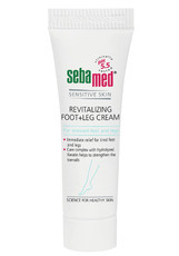 Восстанавливающий крем для ног и ступней REVITALIZING FOOT+LEG CREAM Sebamed