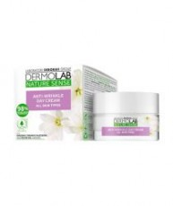 Крем от морщин дневной DERMOLAB NATURE SENSE ANTI-WRINKLE DAY CREAM all skin types, 50 мл Deborah Milano Nature Sense