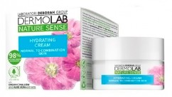 Увлажняющий крем DERMOLAB NATURE SENSE HYDRATING CREAM normal to combination skin, 50 мл Deborah Milano Nature Sense