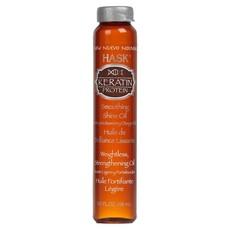 Масло для придания волосам гладкости и сияния с протеином Кератина (2шт) HASK