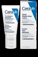 Лосьон (крем) увлажняющий для нормальной и сухой кожи лица CeraVe