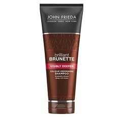 Кондиционер для создания насыщенного оттенка темных волос Brilliant Brunette VISIBLY DEEPER JOHN FRIEDA