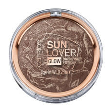 Пудра Sun Lover Glow бронзирующая, тон 010 Catrice