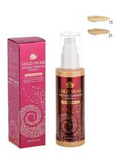 Крем тональный gold snail moisture foundation ENOUGH