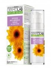 Интенсивная сыворотка от морщин DERMOLAB NATURE SENSE INTENSE ANTI-WRINKLE SERUM all skin types, 30 мл Deborah Milano Nature Sense