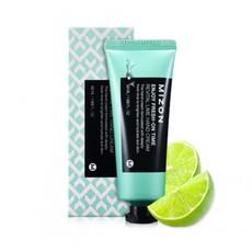 Увлажняющий крем для рук с экстрактом лайма MIZON Enjoy Fresh On-Time Revital Lime Hand Cream