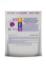 Фиолетовый порошок с ароматом Черники Decobes Blueberry BES Beauty&Science