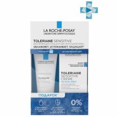Набор Toleriane (крем для лица Сенситив, 40 мл + Toleriane Гель, 50 мл в ПОДАРОК) La Roche-Posay