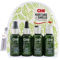 Дорожный набор Чайное дерево CHI Tea Tree Nurture & Shield Kit
