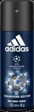 Дезодорант спрей мужской UEFA IV ADIDAS