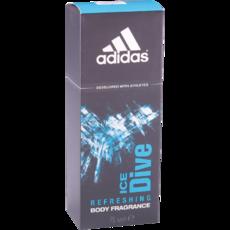 Спрей для тела мужской Adidas Ice Dive