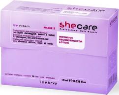Лосьон для интенсивного восстановления волос Inebrya Shecare Intensive reconstructor lotion