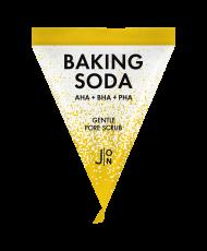BAKING SODA Скраб-пилинг для лица СОДОВЫЙ Baking Soda Gentle Pore Scrub J:ON
