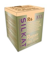 Финальный сбалансированный и восстанавливающий лосьон R6 SILKAT REPAIR TONUS LOTION BES Beauty&Science