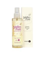 Органическое масло для массажа TIDDLEY POM