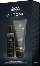 Набор для мужчин ESTEL ALPHA HOMME CHROME (шампунь-гель, дезодорант-спрей)
