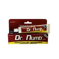 Крем-анестетик 10% Doctor Numb