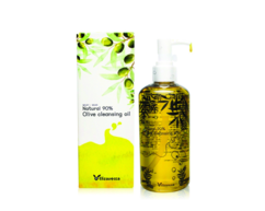 Гидрофильное масло с маслом ОЛИВЫ Natural 90% Olive Cleansing Oil ELIZAVECCA